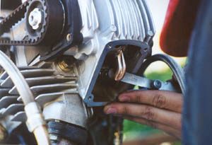 Ducati Suite- Valve Adjustment